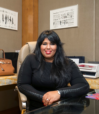 Sara Khan Founder of By Appointment